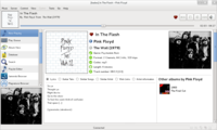 Gnome Music Player Client
